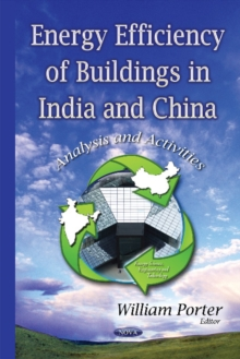 Energy Efficiency of Buildings in India & China : Analysis & Activities, Hardback Book