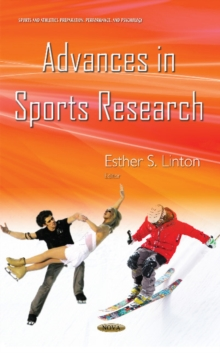 Advances in Sports Research, Paperback / softback Book