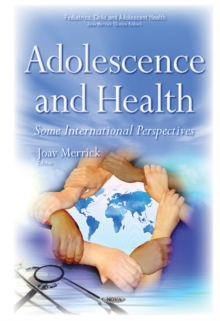 Adolescence & Health : Some International Perspectives, Hardback Book