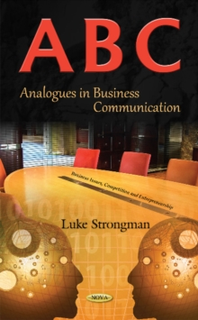 A-B-C : Analogues in Business Communication, Hardback Book