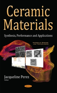 Ceramic Materials : Synthesis, Performance & Applications, Paperback / softback Book