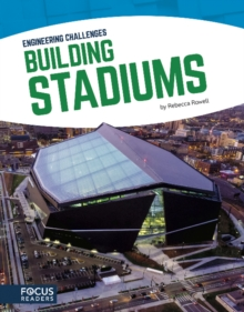 Building Stadiums, Paperback / softback Book