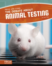 The Debate about Animal Testing, Paperback / softback Book