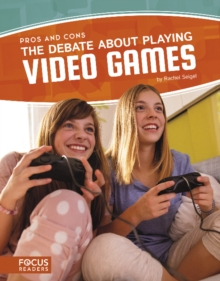 The Debate about Playing Video Games, Paperback / softback Book