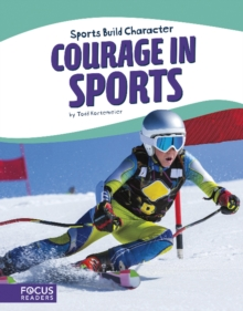 Courage in Sports, Paperback / softback Book