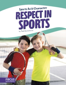 Sport: Respect in Sports, Paperback / softback Book