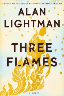 THREE FLAMES, Hardback Book