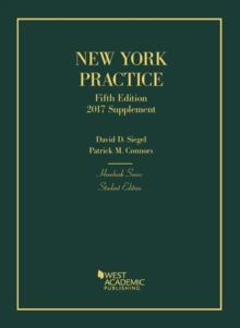 New York Practice : Student Edition, Supplement, Paperback / softback Book