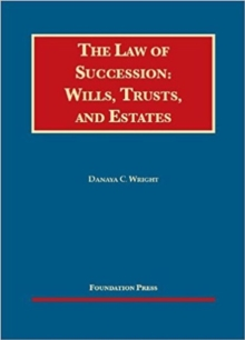 The Law of Succession - CasebookPlus : Wills, Trusts, and Estates, Mixed media product Book
