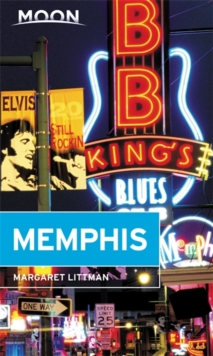Moon Memphis (Second Edition), Paperback / softback Book