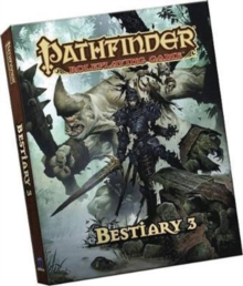 Pathfinder Roleplaying Game: Bestiary 3 Pocket Edition, Paperback / softback Book