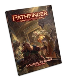 Pathfinder Playtest Adventure: Doomsday Dawn, Paperback / softback Book