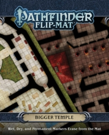 Pathfinder Flip-Mat: Bigger Temple, Paperback / softback Book