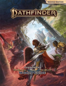 Pathfinder Lost Omens World Guide (P2), Hardback Book