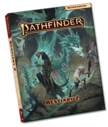 Pathfinder Bestiary 2 Pocket Edition (P2), Paperback / softback Book