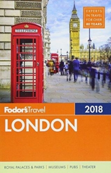 Fodor's London, Paperback / softback Book
