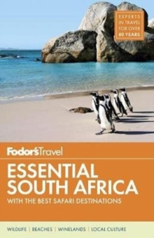 Fodor's Essential South Africa : with the Best Safari Destinations, Paperback Book