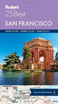 Fodor's San Francisco 25 Best, Paperback / softback Book
