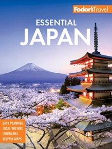 Fodor's Essential Japan, Paperback / softback Book