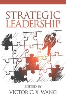 Strategic Leadership, Hardback Book