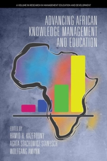 Advancing African Knowledge Management and Education, Paperback / softback Book