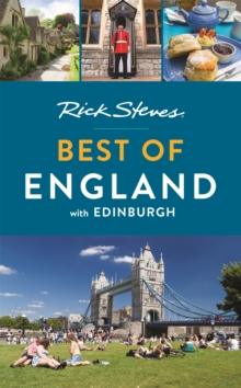 Rick Steves Best of England (Third Edition) : With Edinburgh, Paperback / softback Book
