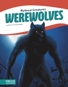 Werewolves, Paperback / softback Book