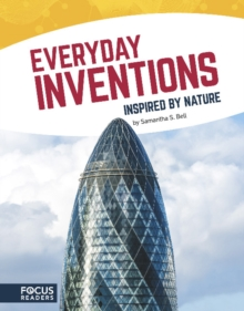 Inspired by Nature: Everyday Inventions, Paperback / softback Book