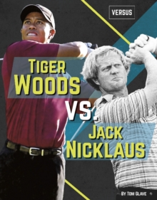 Versus: Tiger Woods vs Jack Nicklaus, Paperback / softback Book