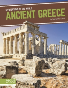 Civilizations of the World: Ancient Greece, Hardback Book
