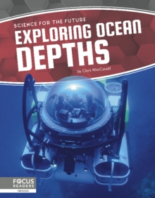 Exploring Ocean Depths, Hardback Book