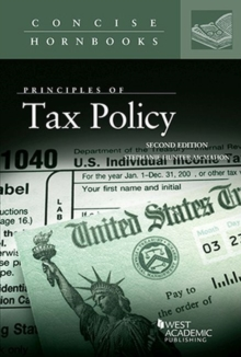 Principles of Tax Policy, Paperback / softback Book