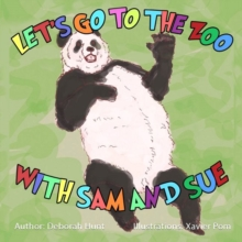 Lets Go to the Zoo with Sam and Sue, Paperback / softback Book