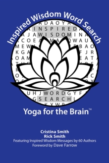 Inspired Wisdom Word Search : Yoga for the Brain, Paperback / softback Book
