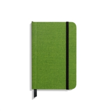 Shinola Journal, Soft Linen, Ruled, Artichoke (3.75x5.5), Paperback / softback Book