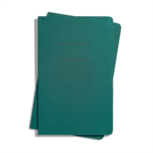 Shinola Journal, Paper, Ruled, Forest Green (5.25x8.25), Paperback / softback Book