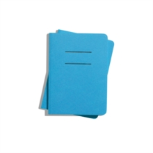Shinola Journal, Paper, Ruled, Blue (3.75x5.5) : Pack of 2, Paperback / softback Book