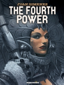 The Fourth Power, Hardback Book