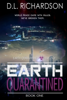 Earth Quarantined, Paperback / softback Book