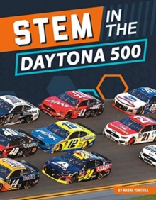 STEM in the Daytona 500, Paperback / softback Book