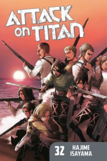 Attack on Titan 32, Paperback / softback Book