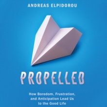 Propelled, eAudiobook MP3 eaudioBook