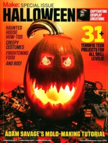 Make: Halloween, Paperback Book