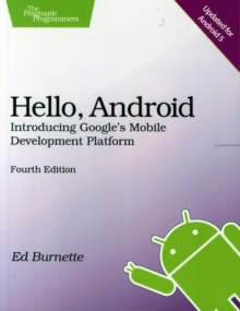 Hello, Android 4e, Paperback / softback Book