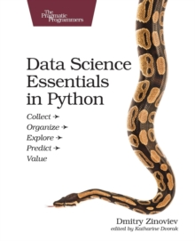 Data Science Essentials in Python, Paperback / softback Book