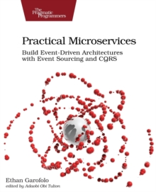 Practical Microservices, Paperback / softback Book