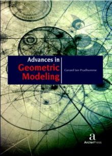 Advances in Geometric Modeling, Hardback Book