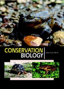 Conservation Biology, Hardback Book