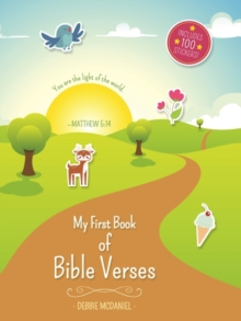 My First Book of Bible Verses, Paperback Book