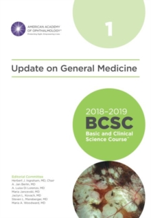 2018-2019 Basic and Clinical Science Course (BCSC), Section 1: Update on General Medicine, Paperback / softback Book